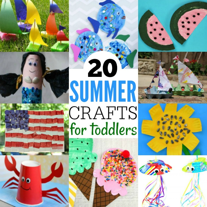 Summer Crafts Archives Crafts 4 Toddlers