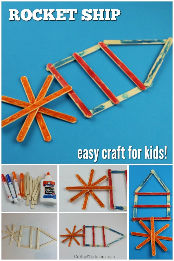 Popsicle Stick Crafts Are So Simple