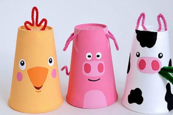 20 Fun Farm Animal Activities For Toddlers Crafts 4 Toddlers
